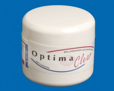 Optima Clear pot 50 ml